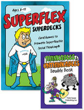 Superflex Superdecks, and the Thinkables & Unthinkables Double Deck