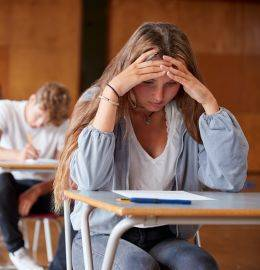 Aha! Teaching Moments: Social Anxiety and Speaking Up in Class