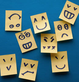 Learning to Take Control of Emotional Reactions as Part of Problem Solving