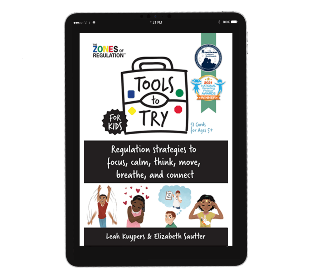 The Zones of Regulation Tools to Try for Kids