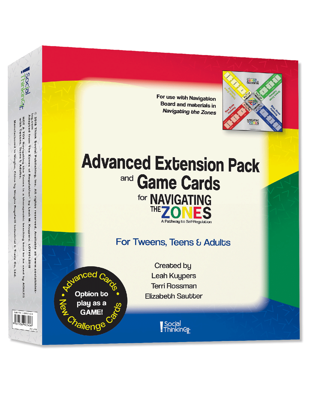 Advanced Extension Pack Box