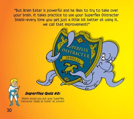 socialthinking superflex takes on brain eater and the team of