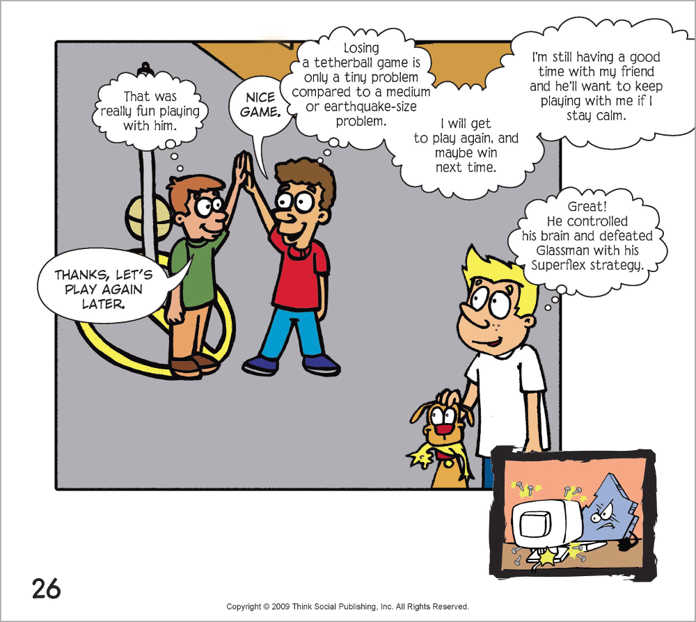 Socialthinking - Superflex Takes on Glassman and the Team of ...