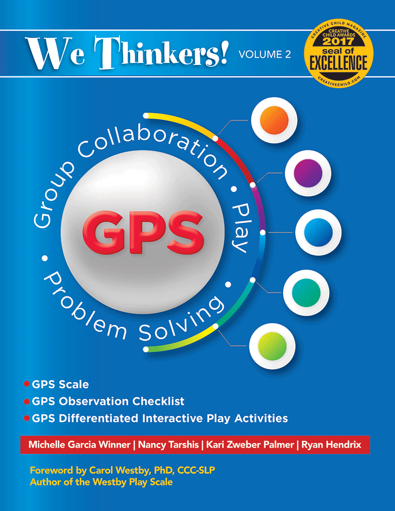 We Thinkers! Vol. 2 - GPS Book