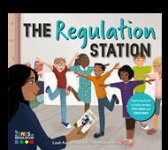 Zones of Regulation Storybook Set Peek Inside 07