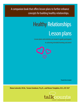 Healthy Relationships Lesson Plans