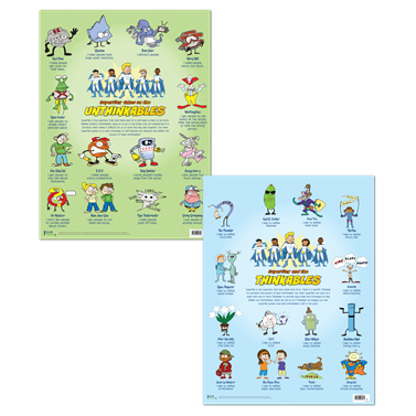 Superflex Posters 2-Pack