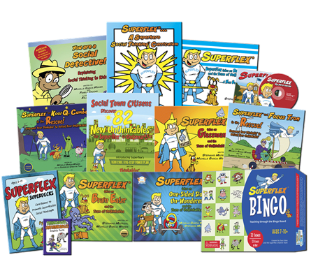 Self-Regulation with Superflex! Complete Bundle
