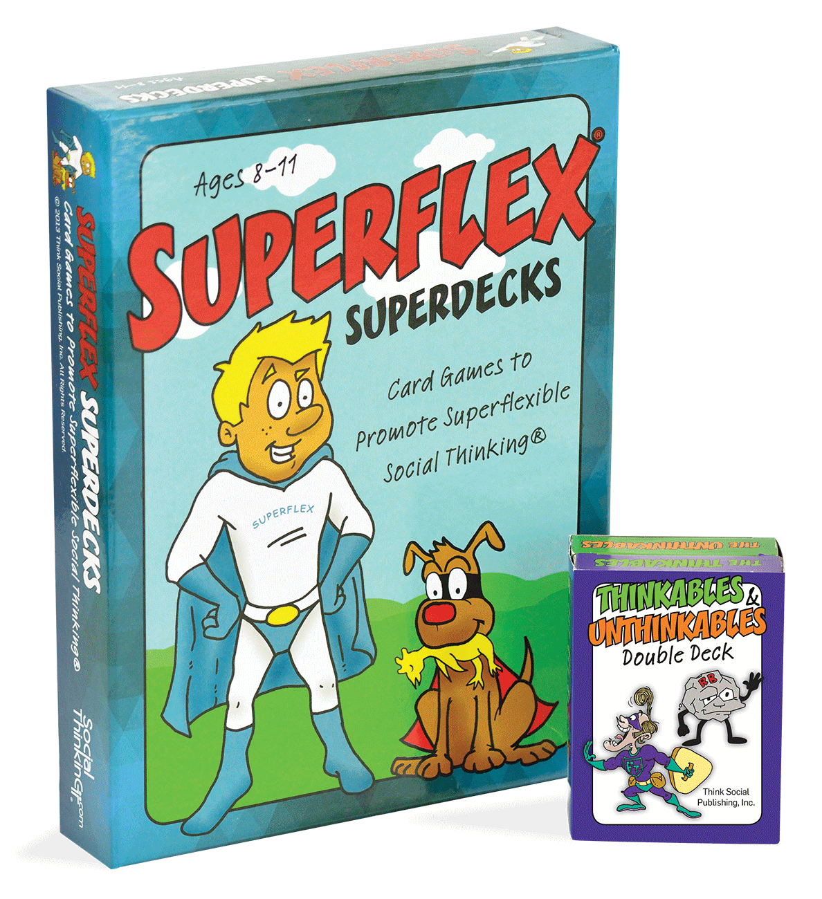 Superflex Superdecks and Double Deck Bundle
