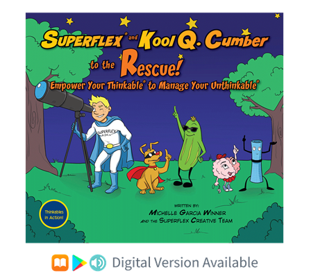 Superflex and Kool Q Cumber to the Rescue