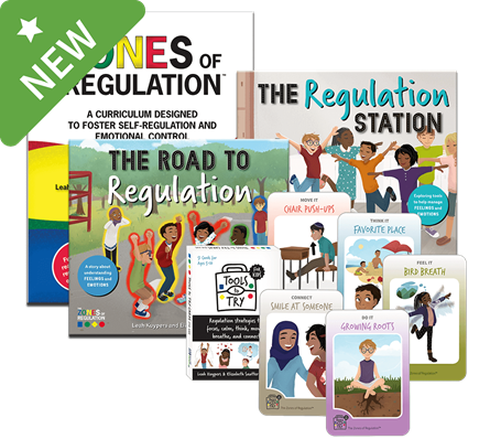 Get Started with Ages 5-11 Bundle | The Zones of Regulation Series