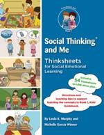 Social Thinking and Me Thinksheets